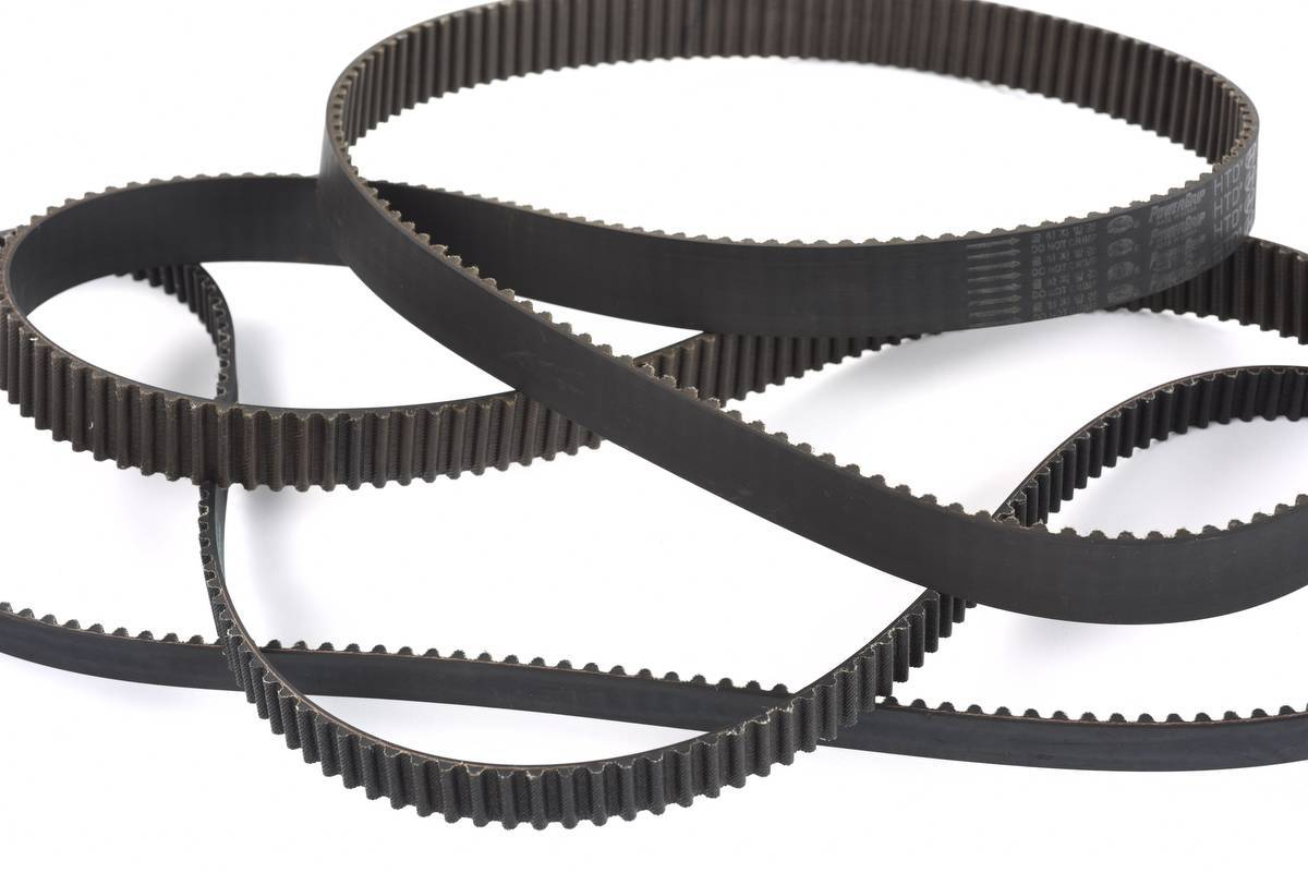 photo of Timing Belt manufactured synthetic elastomer Zetpol